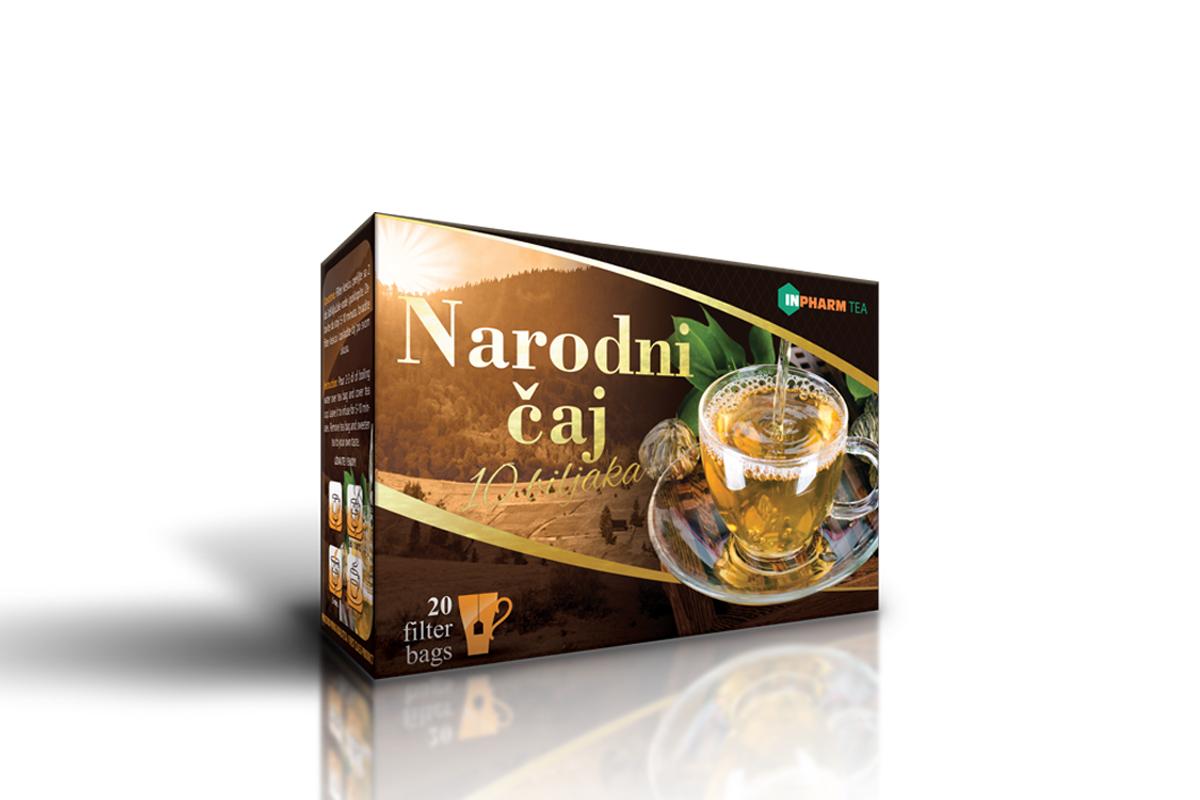 Narodni čaj