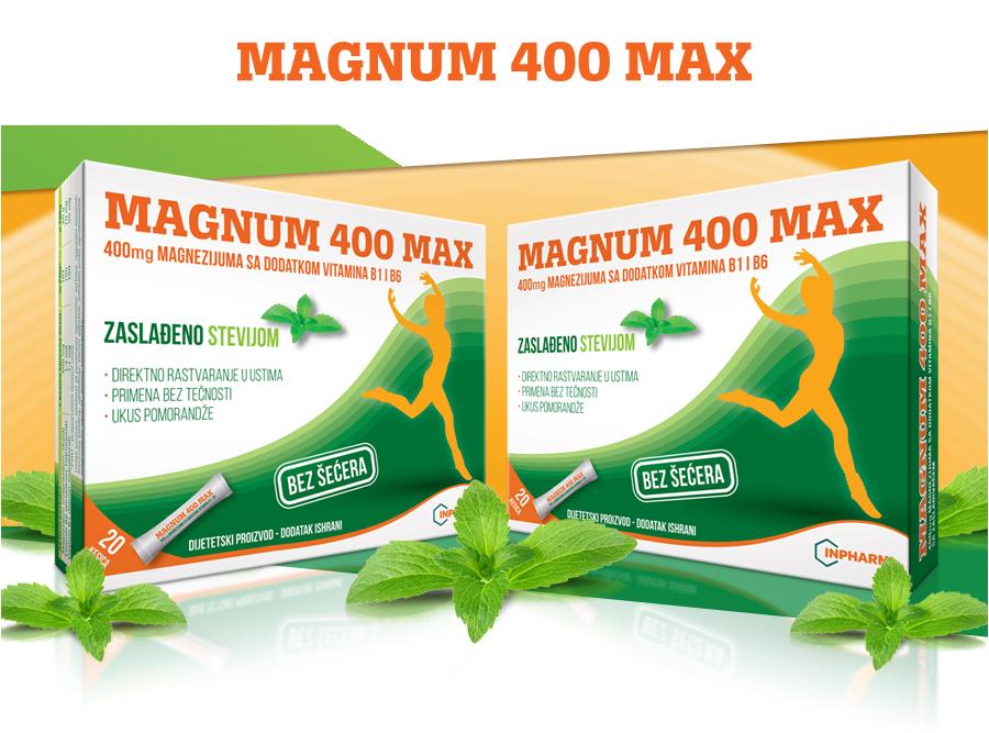 1 Magnum 400 max
