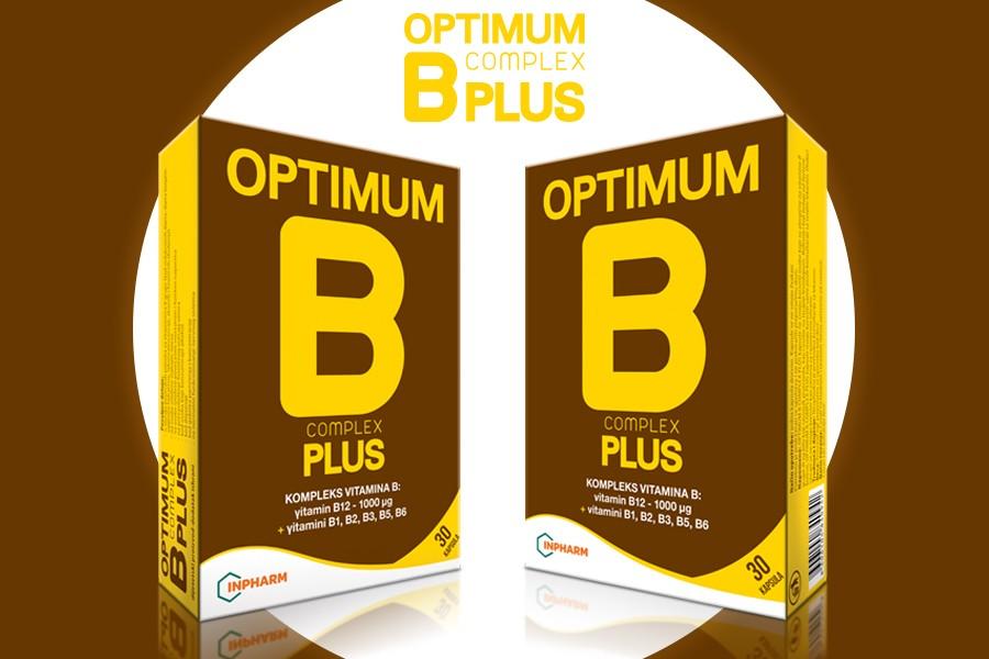 1 Optimum B complex