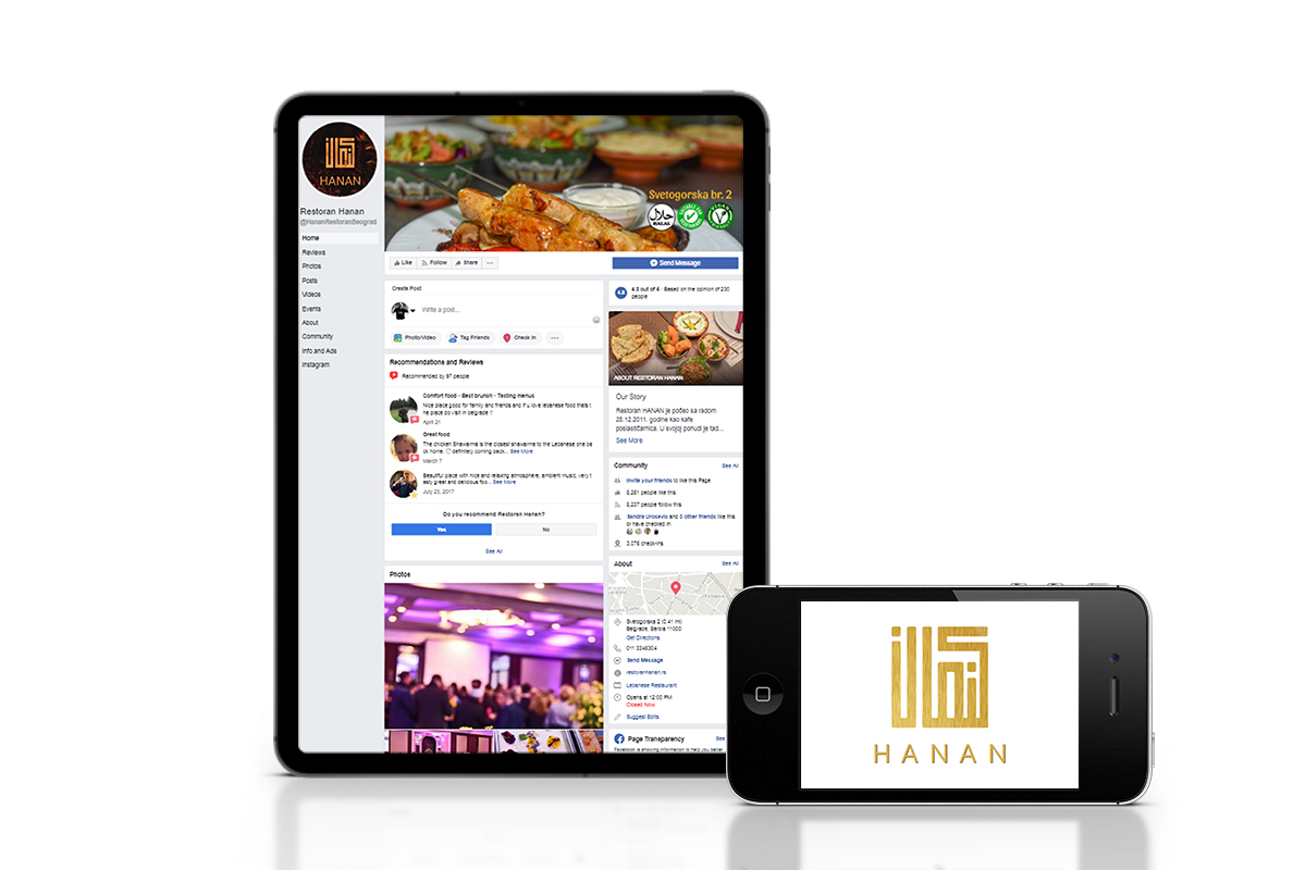 Restoran Hanan