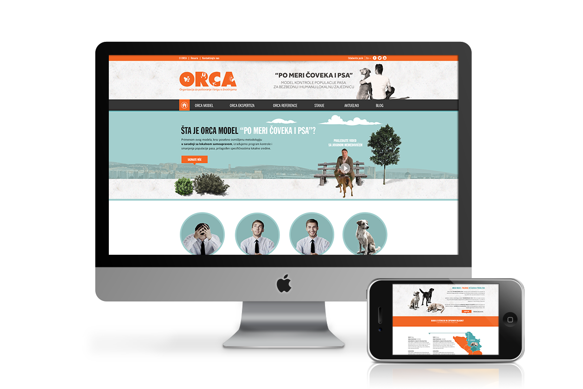 ORCA – Balkan dogs