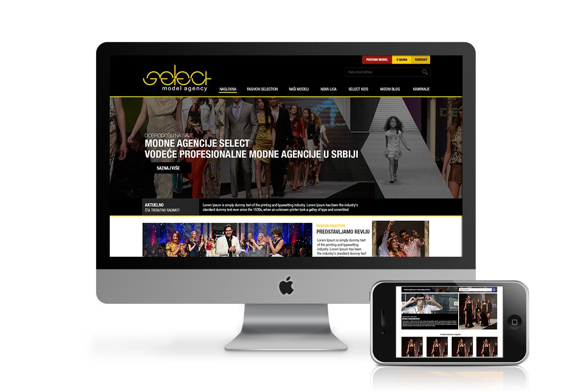 Select Model Agency